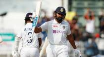 Rohit Sharma: Playing on a different pitch
