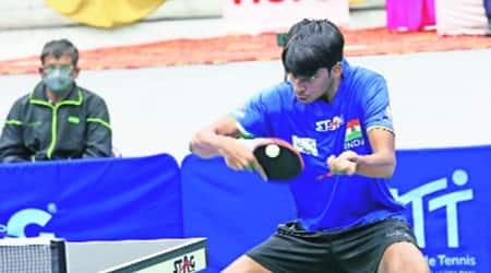 82nd Senior National Table Tennis Championship S Snehit