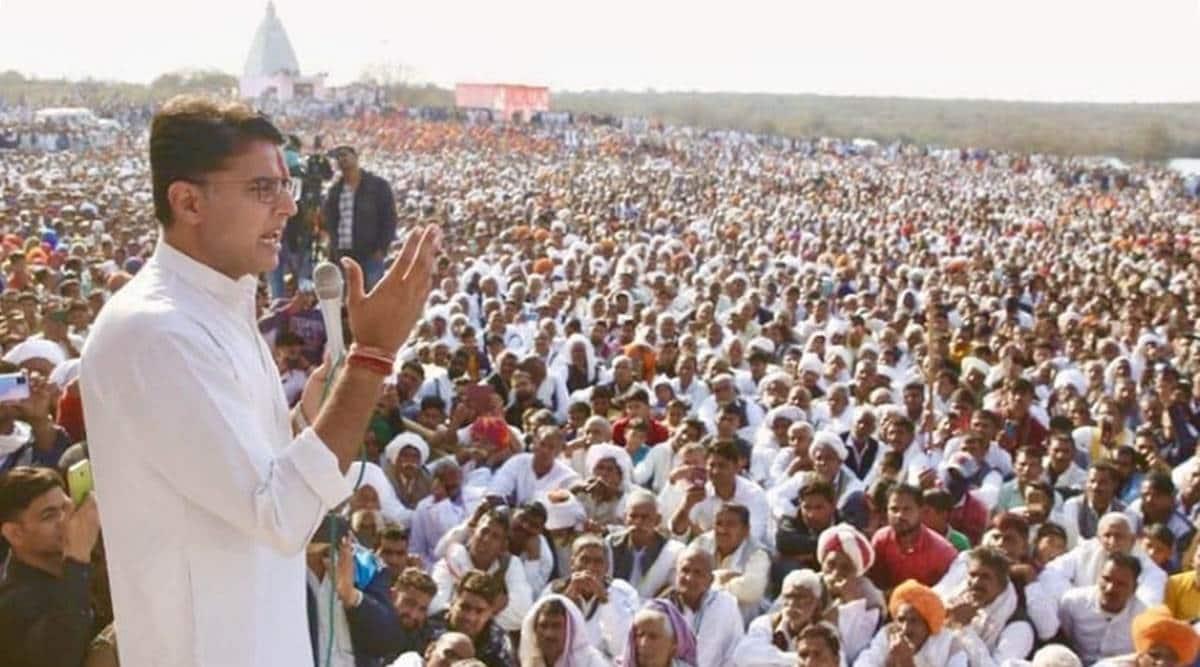 Sachin Pilot, Farmers protest, farm laws