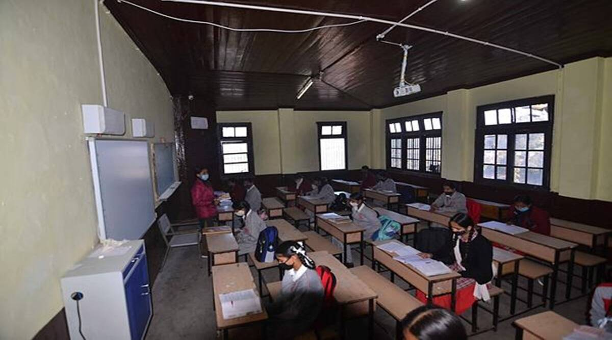 Covid norms, Schoold reopening, Punjab schools, Punjab news, Indian express