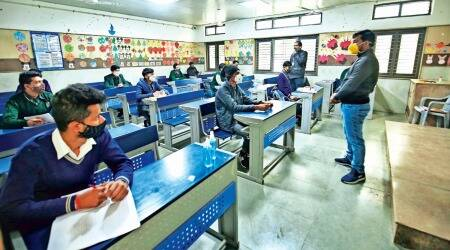Delhi government schools, Delhi government schools exams, delhi board exams, stress management, delhi news, indian express news