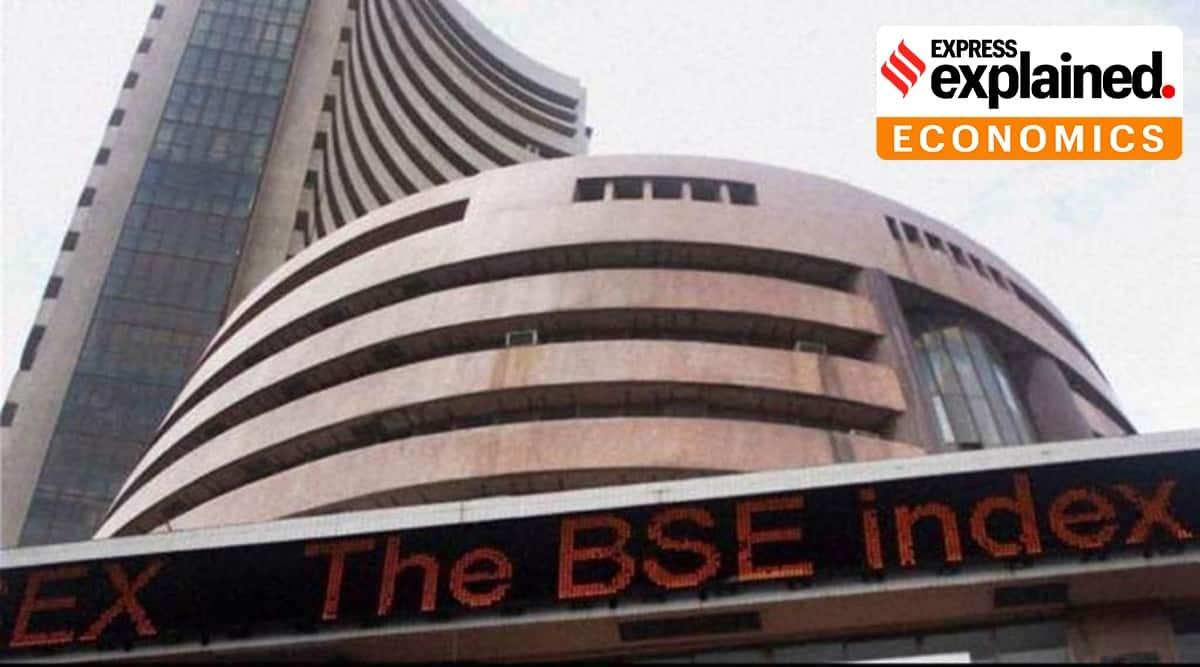 Stock markets, Union Budget, Sensex, FPI, Indian eonomy, economy news, Indian express news