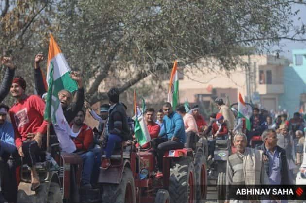 mahapanchayat, khap panchayat, farmers from Shamli, Shamli farmers protest, Ghazipur farmers protest, Singhu farmers protest, farmers protests in delhi, Rakesh Tikait, india news, indian express