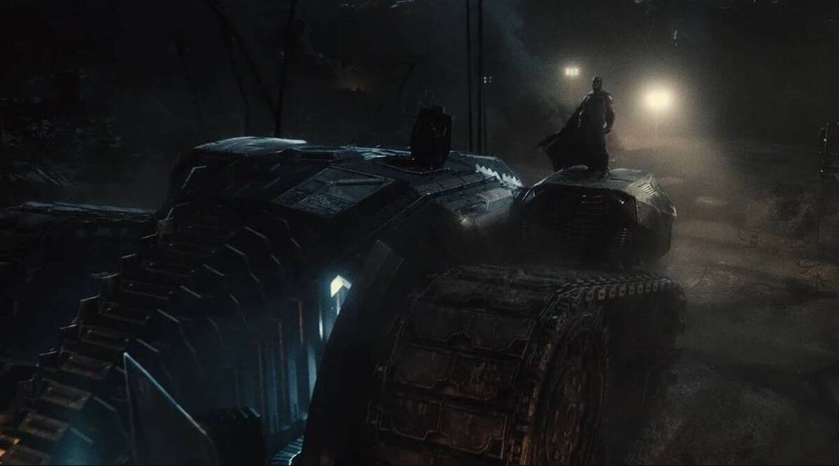 Zack Snyder's Justice League , snyder cut tank, snyder cut