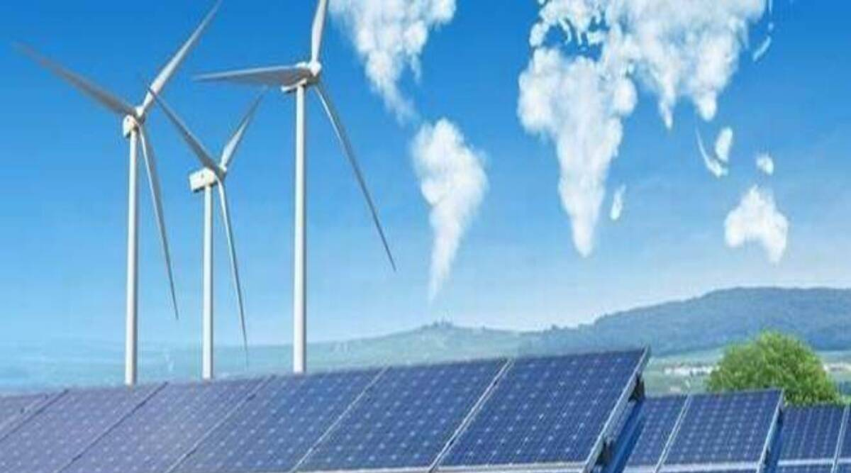 hybrid wind and solar energy project, Asian Development Bank, Tamil nadu coast, Lanka project , indian express news