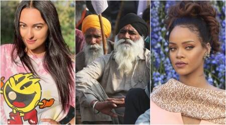 sonakshi sinha rihanna on farmers protests