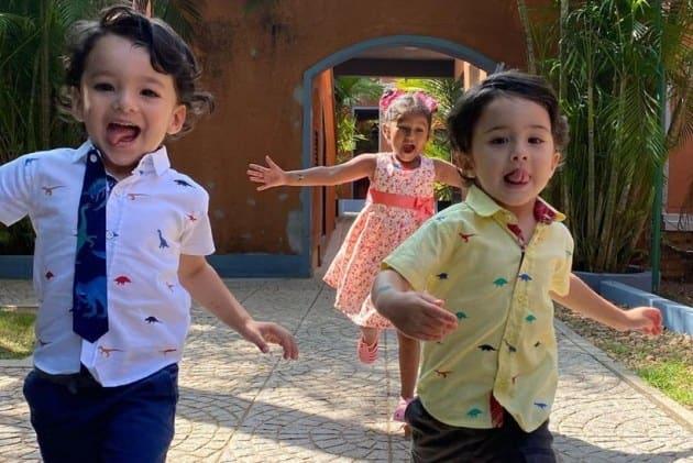 sunny 3 kids