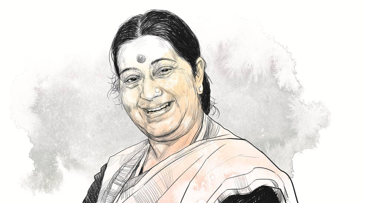 DU College on Sushma Swaraj name
