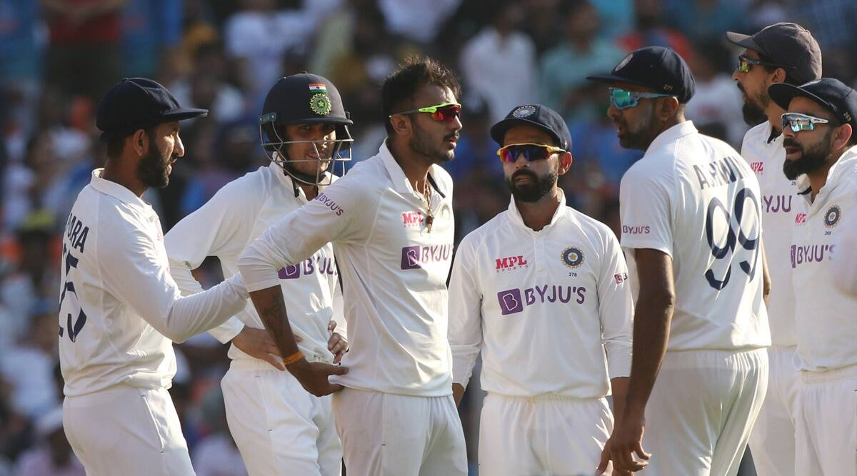D/N Test, Day 1: Spinners' day, India's night | Sports News,The Indian  Express