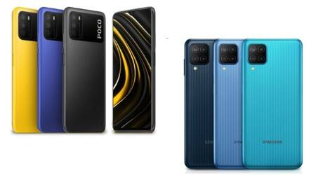 Poco M3, Samsung Galaxy M12, Nokia 1.4, Oppo A15s, Panasonic Lumix BGH1, poco phone, dslr, panasonic, oppo phone, nokia mobile phone,