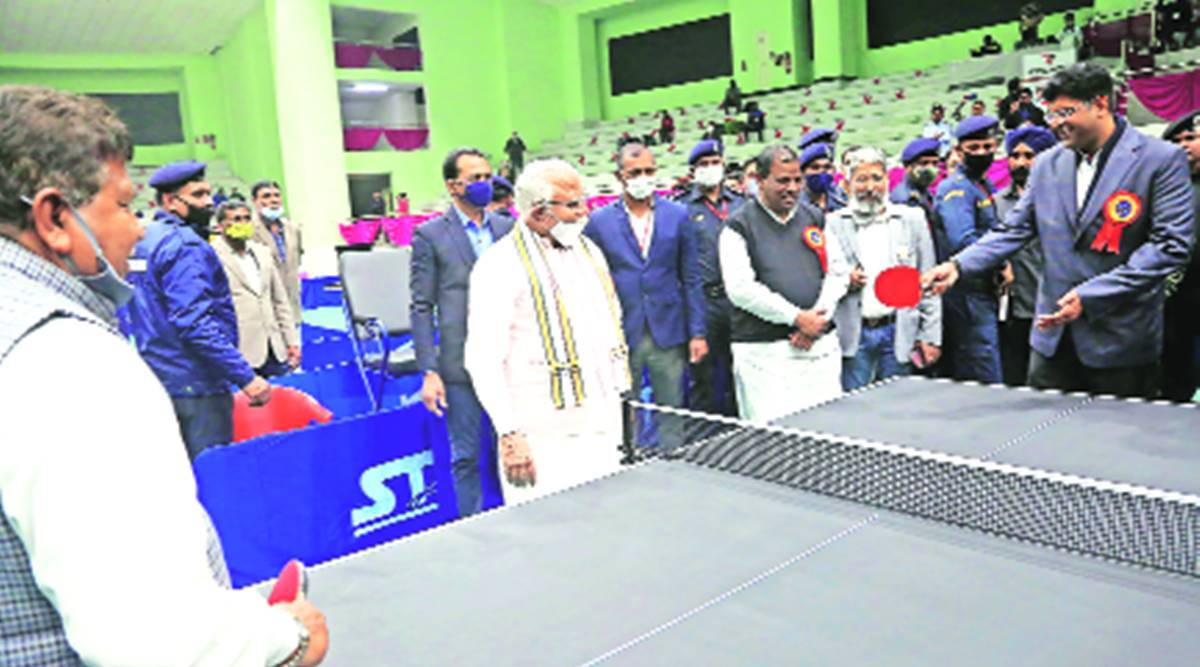 If all goes well, Panchkula could host 22nd Commonwealth Table Tennis Championship later this year