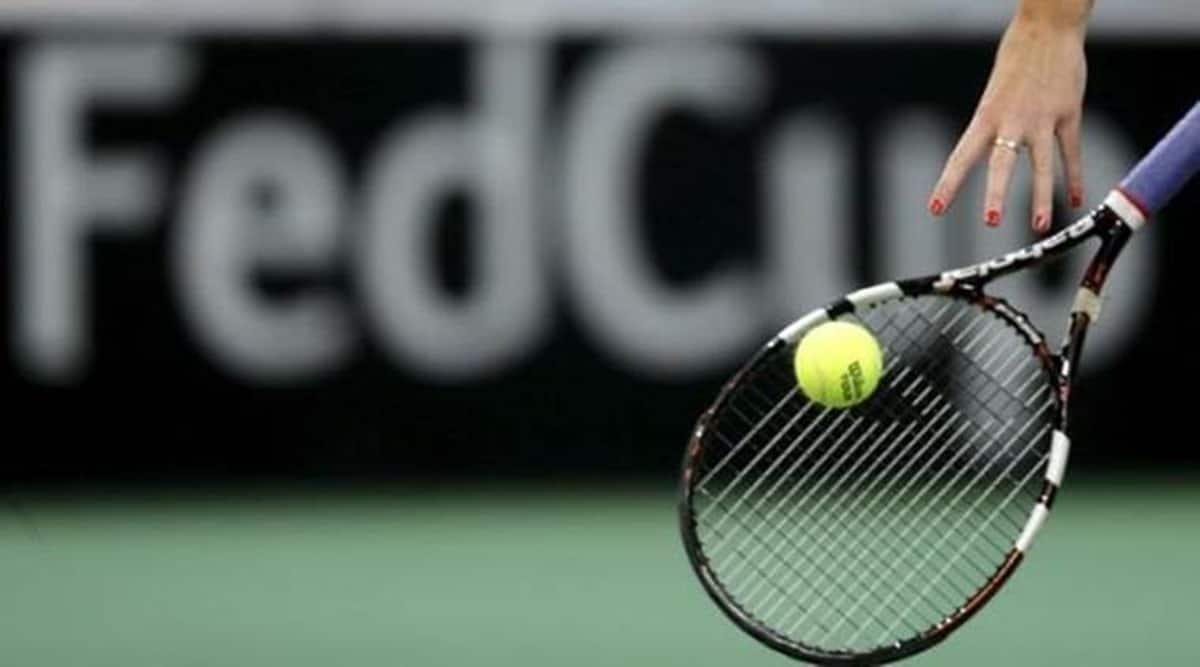 Roger Federer, Roger Federer fan, junior Tennis Tournament, tennis, indian express news