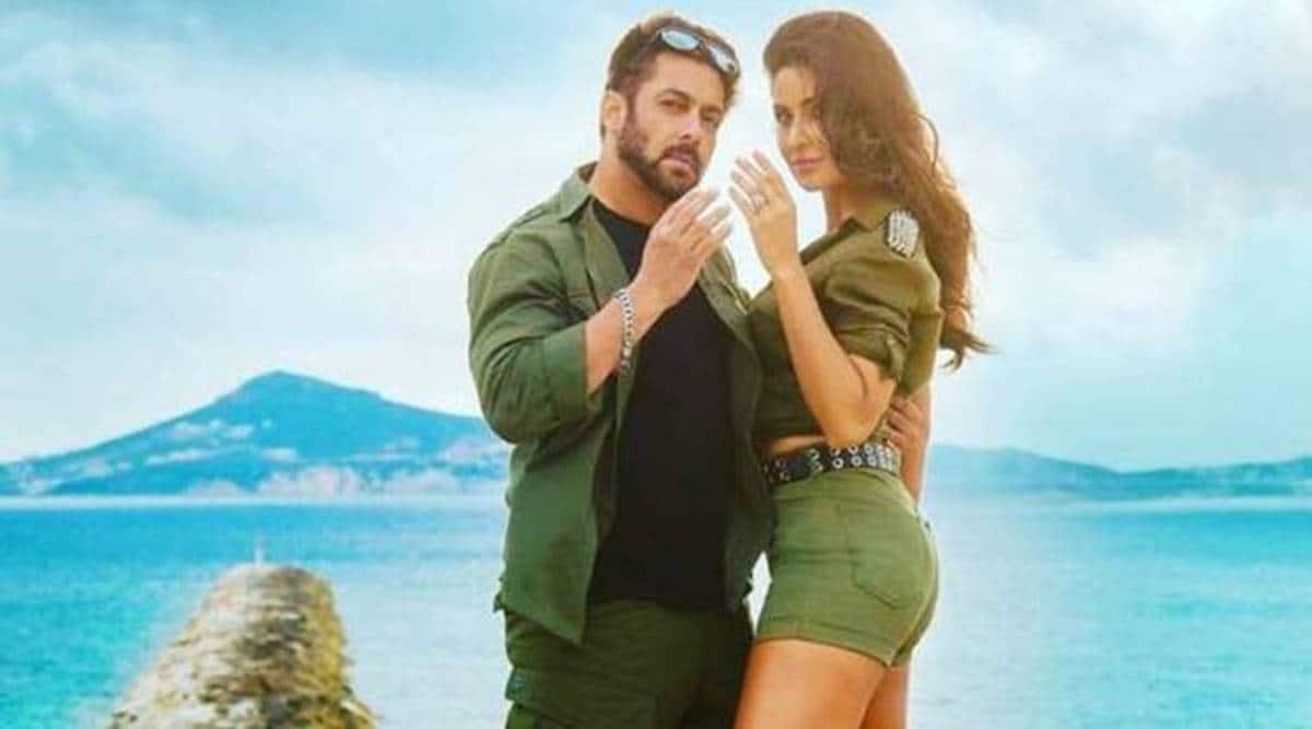 Salman Khan- Katrina Kaif