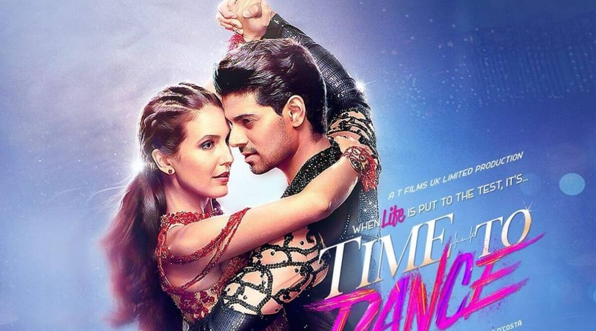 Time to Dance teaser: Isabelle Kaif, Sooraj Panchali are dazzling dance  partners | Entertainment News,The Indian Express
