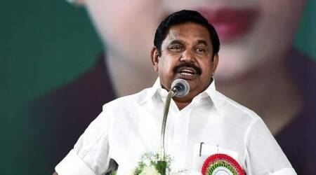 Edappadi K Palaniswami, Tamil Nadu cm, Tamil Nadu assembly polls, tamil nadu crop loan waiver, indian express news