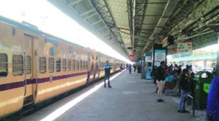 15 of 27 trains operating from Chandigarh yet to resume services