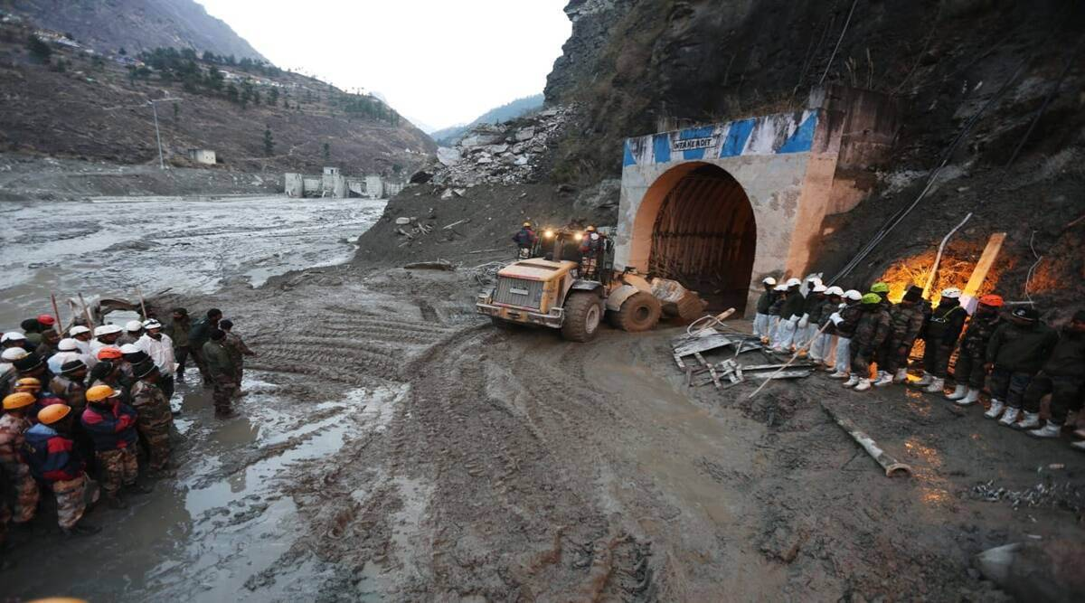 Uttarakhand disaster: Three bodies recovered from Rishiganga power project site