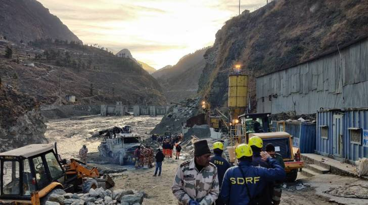 Uttarakhand LIVE Updates: Rescue operations continue; 35 feared trapped inside Tapovan tunnel