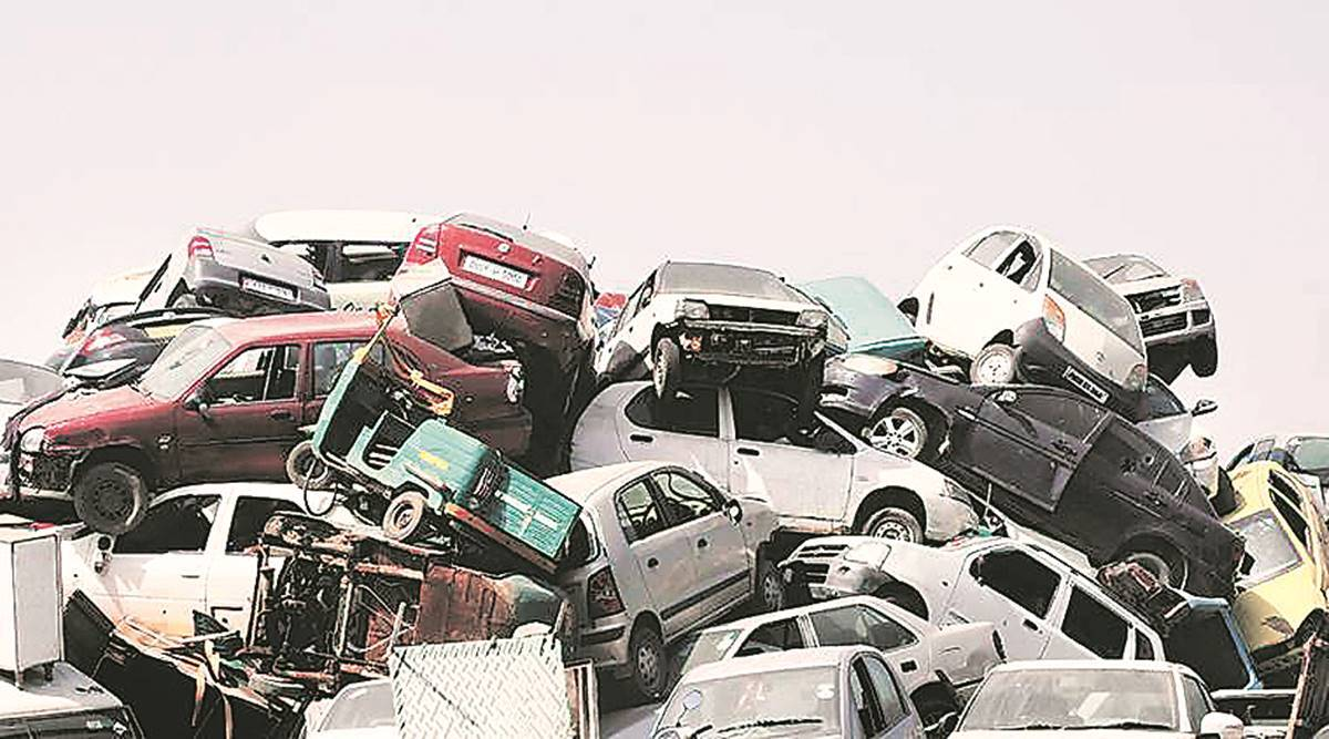 Fitness Tests For Personal Vehicles After 20 Yrs, Commercial Vehicles After 15 Yrs Coming soon: A vehicle scrapping policy