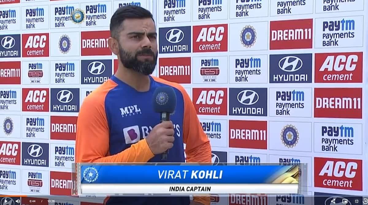 India vs England: Virat Kohli explains decision to bench Kuldeep Yadav in  Chennai Test | Sports News,The Indian Express