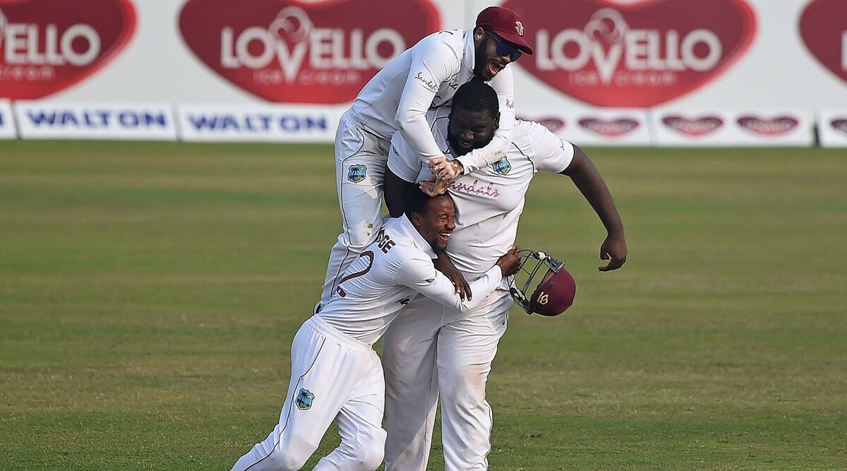 West Indies vs Bangladesh 2021: West Indies secure 17-run victory over Bangladesh