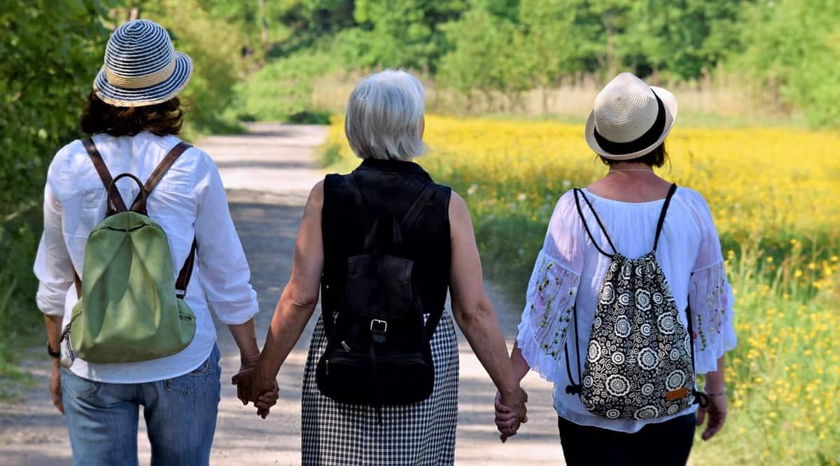 menopause, skincare routine for 50s woman, menopause skincare routine, what is menopause, menopause news, menopause skincare