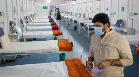 Rush of patients from other dists push hospital bed occupancy in Vadodara