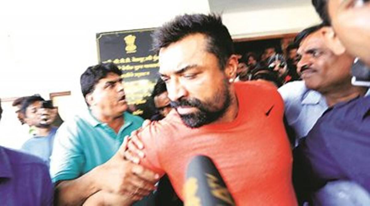Actor Ajaz Khan detained for questioning by NCB | Cities News,The Indian  Express