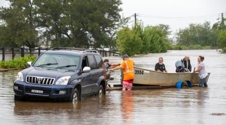 Australia, New South Wales, flooding, australia floods, australia flooding news, australia news, australia latest news, australia Prime Minister Scott Morrison, world news, indian express