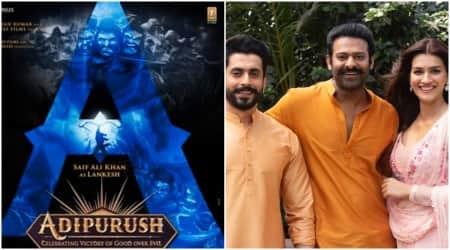 Adipurush-Prabhas-Kriti Sanon- Sunny Singh