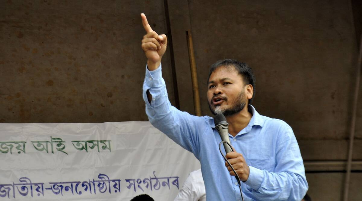 Akhil Gogoi, National Investigation Agency, Gauhati High Court, NIA court order, CAA, NRC, india news, indian express