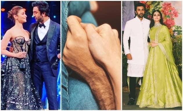 Alia Bhatt and her 'special man' Ranbir Kapoor journey till date