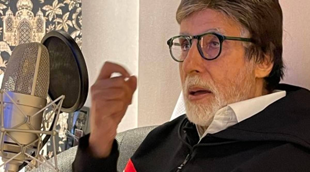 Amitabh Bachchan talks about taking COVID-19 vaccine soon in his blog, says  he is in 'queue'   Entertainment News,The Indian Express