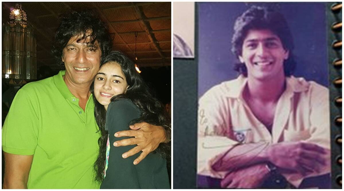 Ananya Panday retweets dad Chunky Panday old autographed pictures shared by fan