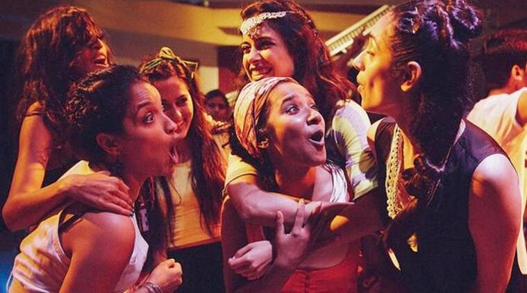 Angry Indian Goddesses films