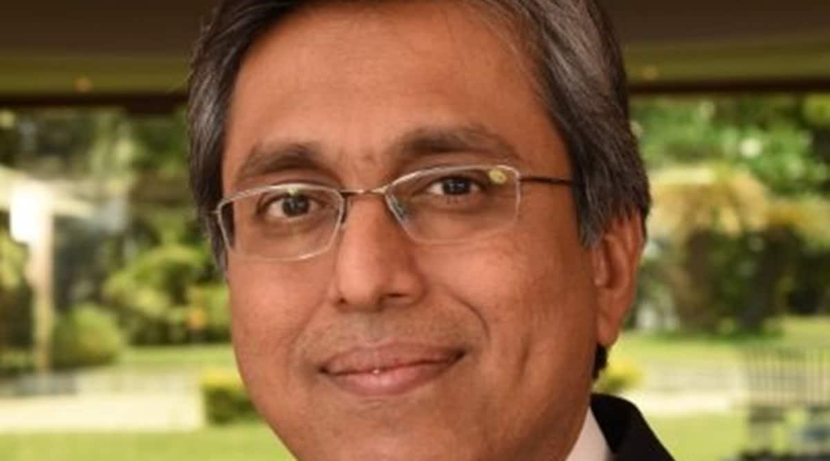 Anish Shah, Mahindra and Mahindra, M&M, Mahindra group MD, Anand Mahindra, INdian express news