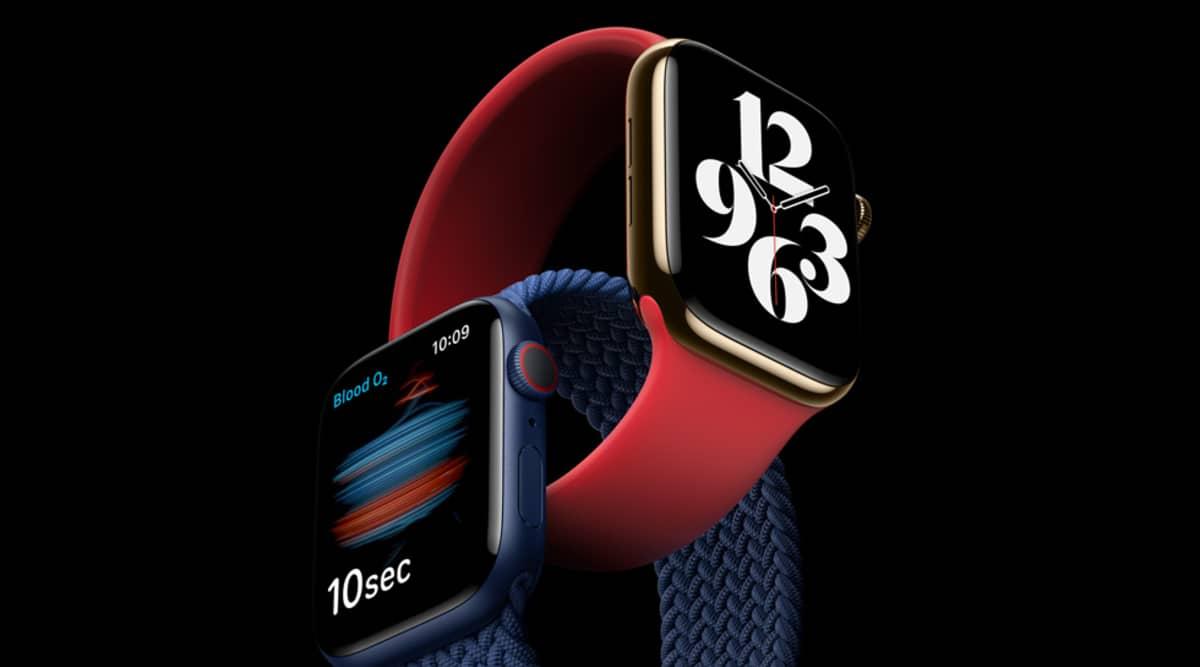 Apple Watch, Apple Watch Series 6,