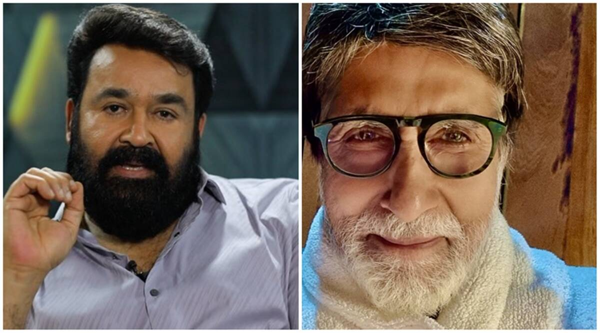 Barroz Mohanlal excited for his directorial debut, Amitabh Bachchan shares best wishes