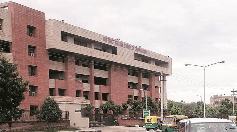 Chandigarh district court