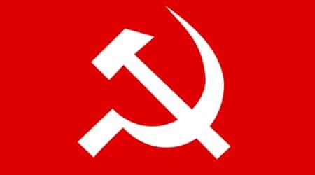 CPI(M) flag