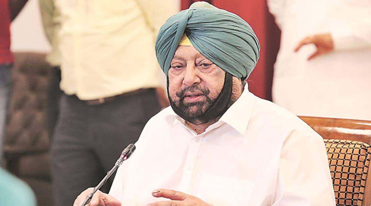 Capt Amarinder Singh writes to Centre, seeks RDF at 3% of MSP