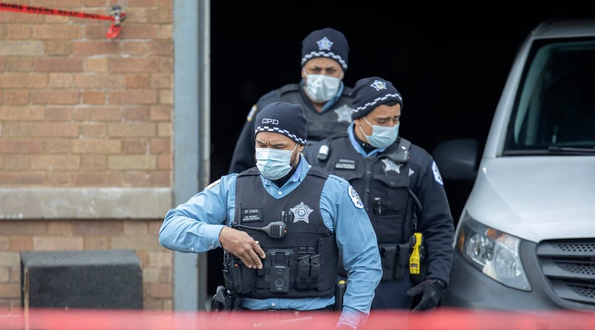 Chicago shooting, Chicago party gunfire