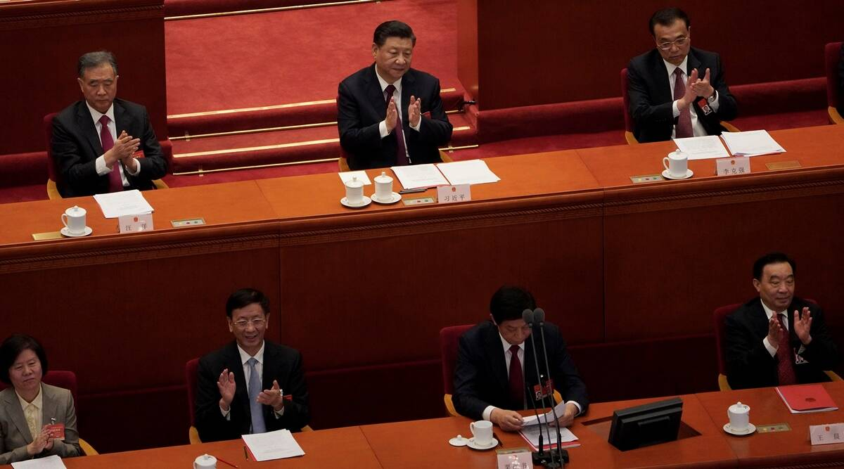 China, National People's Congress
