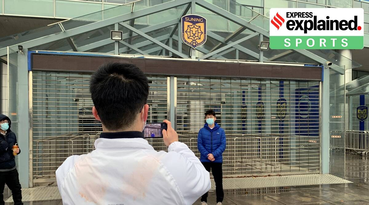 China football club, China suning, China football, English Premier League, football giants Inter Milan, Chelsea, Football explained, Explained sports, express explained