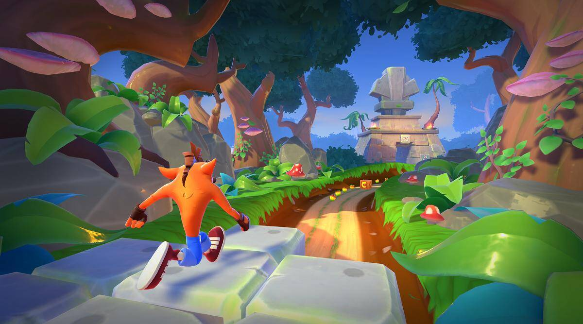Crash Bandicoot: On the Run to launch on March 25 for Android, iOS