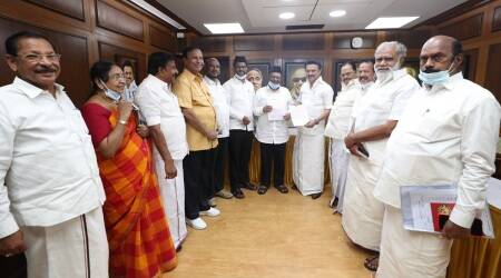 Tamil Nadu elections: DMK seals poll pacts with IUML and MMK