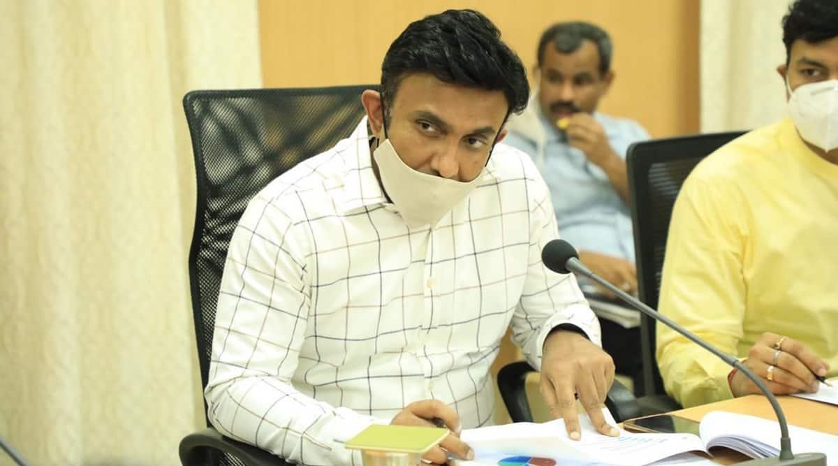 Dr. K Sudhakar