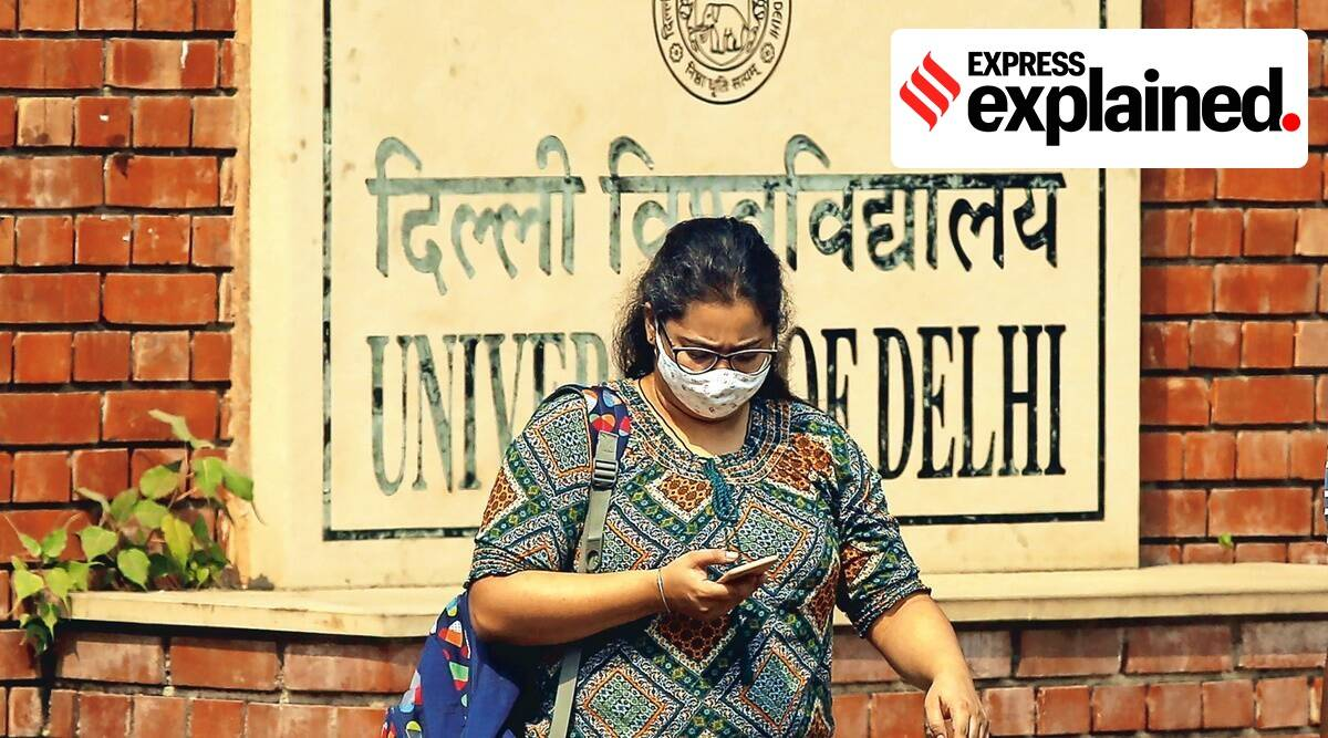 Delhi government, DU teachers teachers, Delhi University colleges, Delhi news, Indian express news