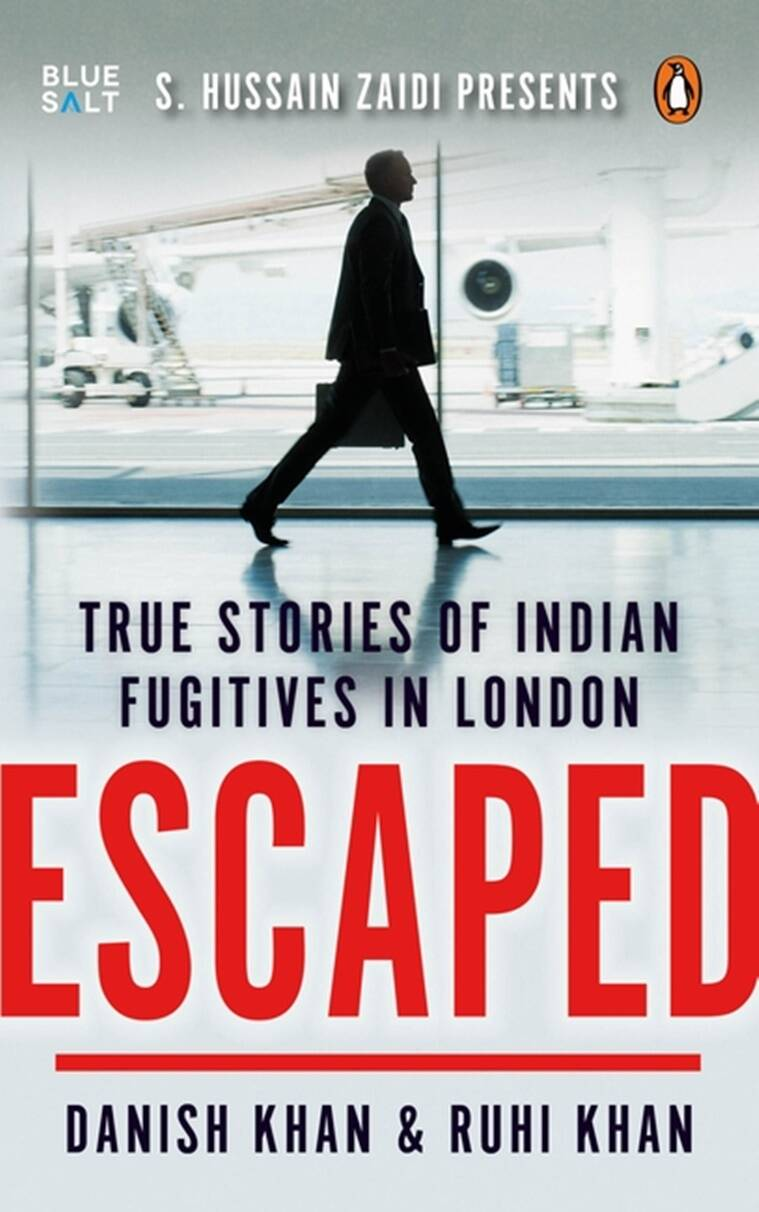 Escaped: True stories of Indian fugitives in London, Danish Khan, Ruhi Khan, indianexpress,