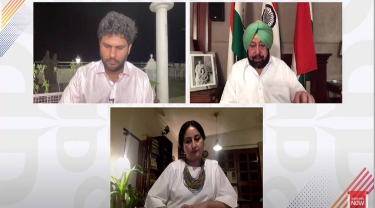 I don't believe in this business of either religion or regionalism: Amarinder Singh